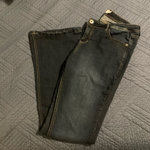 torrid Jeans - Torrid Size 14T Slim Boot Jean - Dark Wash